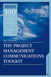 Project Management Communications Toolkit With Dvd