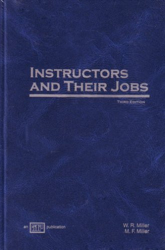 Instructors and Their Jobs