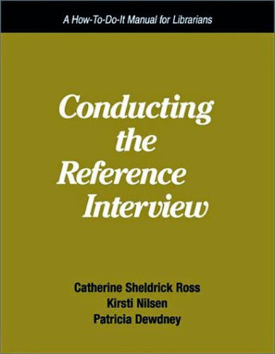 Conducting The Reference Interview