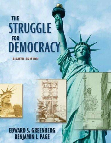 Struggle For Democracy