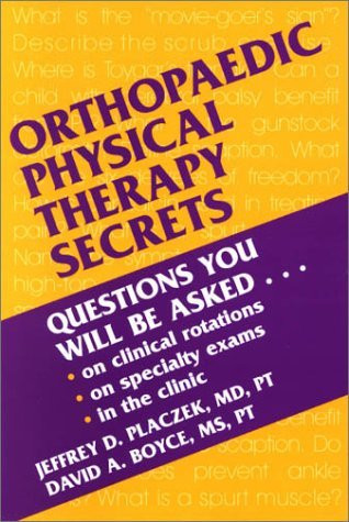 Orthopaedic Physical Therapy Secrets