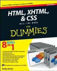 Html Xhtml And Css All-In-One For Dummies
