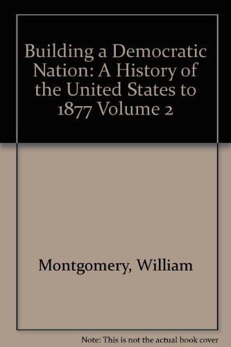 Building A Democratic Nation Volume 2