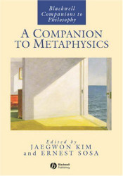 Companion To Metaphysics