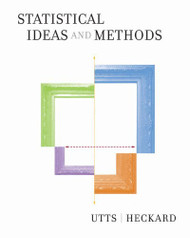 Statistical Ideas And Methods