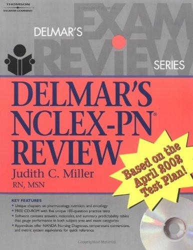 Delmar's Nclex-Pn Review