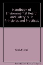 Handbook Of Environmental Health Two Volume Set