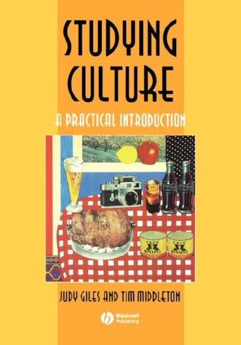 Studying Culture