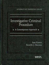Investigative Criminal Procedure