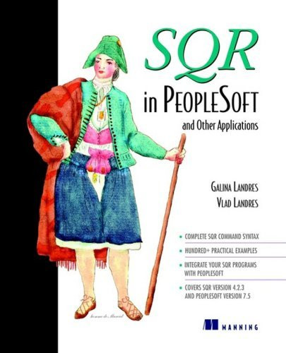 Sqr In Peoplesoft And Other Applications