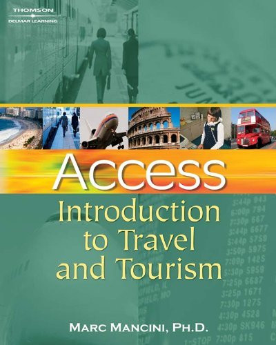 Introduction To Travel And Tourism