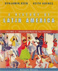 History Of Latin America Volume 2