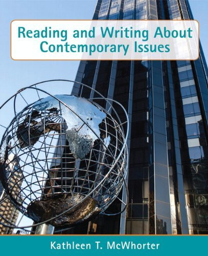 Reading And Writing About Contemporary Issues