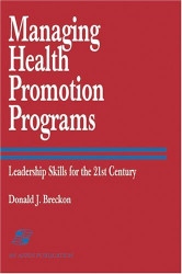 Managing Health Promotion Programs