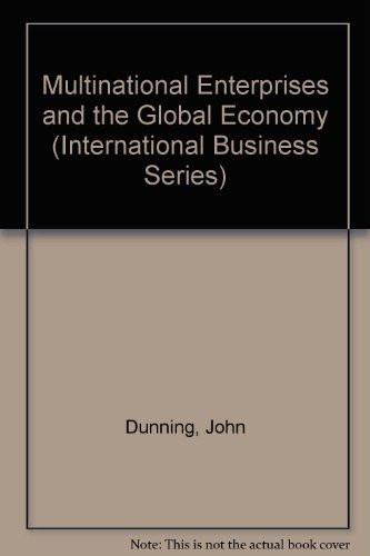 Multinational Enterprises And The Global Economy