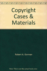 Copyright Cases and Materials