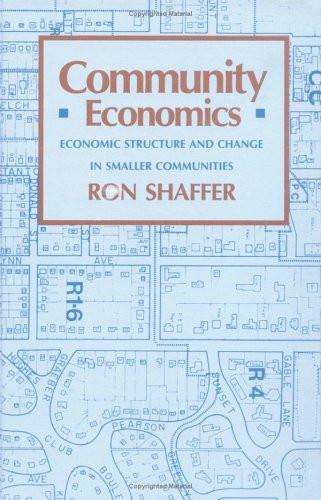 Community Economics