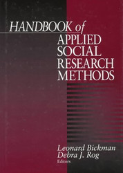 Sage Handbook Of Applied Social Research Methods