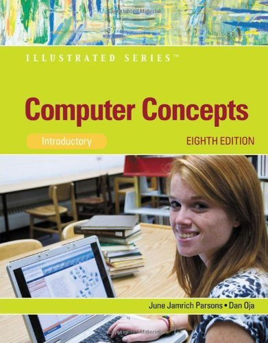 Computer Concepts Illustrated