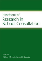 Handbook Of Research In School Consultation