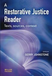 Restorative Justice Reader