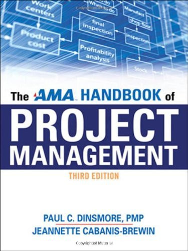 Ama Handbook Of Project Management