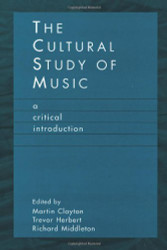 Cultural Study Of Music