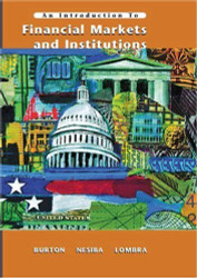Introduction To Financial Markets And Institutions