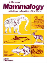 Manual Of Mammalogy
