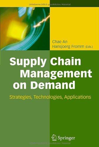 Supply Chain Management On Demand