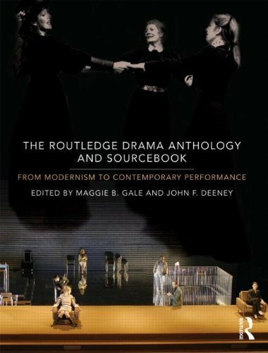 Routledge Drama Anthology And Sourcebook