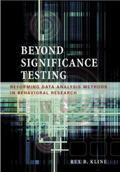 Beyond Significance Testing