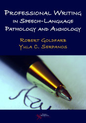 Professional Writing In Speech-Language Pathology And Audiology