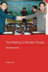 Making Of Modern Korea