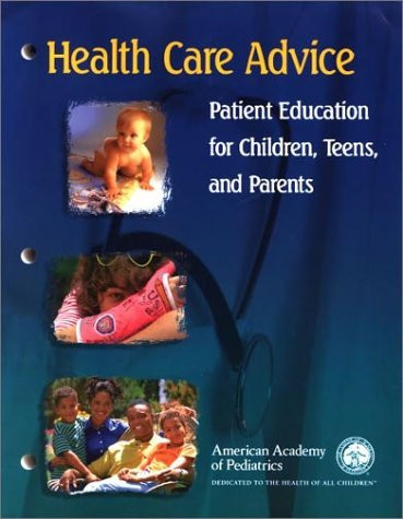 Patient Education For Children Teens And Parents