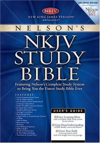 Nelson's Nkjv Study Bible