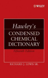 Hawley's Condensed Chemical Dictionary