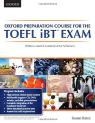 Oxford Preparation Course For Toefl Ibt Exam Pack