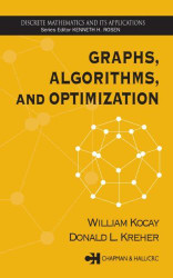 Graphs Algorithms And Optimization