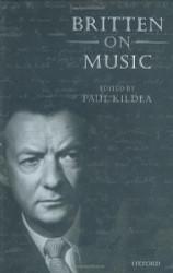 Britten On Music