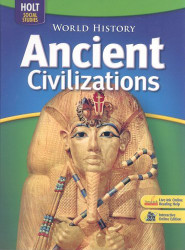 World History Grades 6-8 Ancient Civilizations