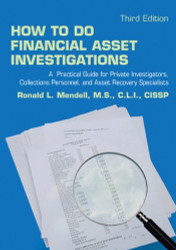 How To Do Financial Asset Investigations