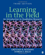 Introduction to Qualitative Research Learning In The Field