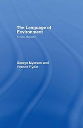 Language Of Environment