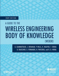 Guide To The Wireless Engineering Body Of Knowledge