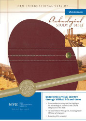 Niv Archaeological Study Bible