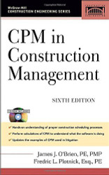 Cpm In Construction Management
