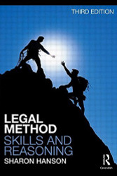 English Legal System With Legal Method Skills And Reasoning Saver