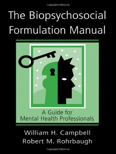 Biopsychosocial Formulation Manual