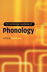 Cambridge Handbook Of Phonology